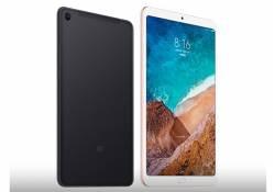 Xiaomi Mi Pad 4 Plus បានបង្ហាញខ្លួនជាផ្លូវការហើយ មានអេក្រង់ 10 អ៊ីង និងថ្មទំហំរហូតដល់ទៅ 8,620mAh