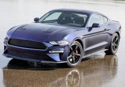 ក្រុមហ៊ុន Ford ត្រៀមខ្លួនបញ្ចេញរថយន្ត Bullitt Mustang Kona Blue  2019 ដ៏អស្ចារ្យបំផុត