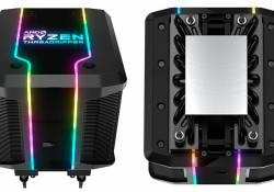 ក្រុមហ៊ុន Cooler Master និង AMD បង្ហាញនូវប្រព័ន្ធ Wraith Ripper cooler ជំនាន់ទីពីរ