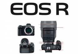 Mirrorless ជំនាន់ថ្មី Canon EOS R រួមជាមួយនឹងកែវលែនជំនាន់ថ្មីចំនួន 4 នឹងបង្ហាញខ្លួននៅក្នុងសប្តាហ៍នេះ