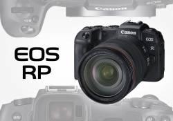 តោះៗមកដឹងពីសមត្ថភាពរបស់ Canon EOS RP បន្តិចមើលថាតើកាមេរ៉ា Mirrorless Full-Frame ជំនាន់ថ្មីនេះ មានអ្វីពិសេសខ្លះសម្រាប់លោកអ្នក?