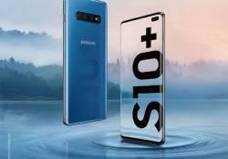 "Samsung Galaxy S10 និង S10+ អាចនឹងមានពណ៌ថ្មី ""Smoky Blue"" សម្រាប់ទីផ្សារប្រទេសចិន"