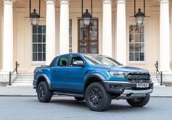 Ford Ranger Raptor ត្រូវបានគេទទួលស្គាល់ថា គឺជារថយន្ត Pick-Up ថ្មី ដែលកំពុងមានការពេញនិយមខ្លាំងក្លាមែនទែន