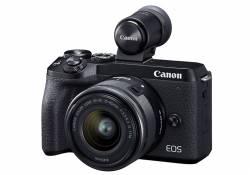 ក្រុមហ៊ុន Canon បង្ហាញចេញនូវកាមេរ៉ាជំនាន់ថ្មី EOS M6 Mark II និង EOS 90D