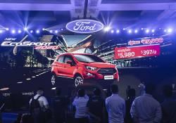 Ford EcoSport 2020 រថយន្ត SUV ខ្នាតតូចជំនាន់ថ្មី បានបង្ហាញវត្តមានជាផ្លូវការនៅកម្ពុជាហើយ មានតម្លៃ 29,900 ដុល្លា