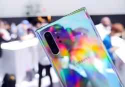 របាយការណ៍ថ្មីបញ្ជាក់ថា ថាមពលថ្មដែលបំពាក់ជាមួយនឹង Samsung Galaxy Note 10 Series ត្រូវបានភ្ជាប់ដោយប្រព័ន្ធសុវត្ថិភាពខ្លាំងបំផុត