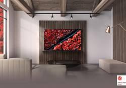 LG នាំមកនូវ OLED TV AI 4K ទំហំ 65 អ៊ីង អេក្រង់ភ្លឺច្បាស់ត្រជាក់ភ្នែក និងភ្ជាប់នូវបច្ចេកវិទ្យាឆ្លាតវៃបំផុតក្នុងការប្រើប្រាស់