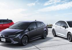 Toyota បង្ហាញពីការឌីស្សាញរូបរាងថ្មីនៃរថយន្ត Corolla, Corolla Touring និង Corolla Sport នៅក្នុងប្រទេសជប៉ុន