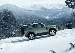 Land Rover Defender 2020 ពិតជាមានរូបរាងស្រស់ស្អាត និងប្លែកគួរអោយចង់ប្រើប្រាស់បំផុត!
