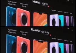 នៅពេលនេះ ស្មាតហ្វូនស៊េរីថ្មី Huawei Mate 30 Pro បានចាប់ផ្តើមធ្វើការ Pre-order ហើយ!