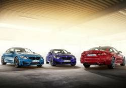 BMW M4 រថយន្តស៊េរីថ្មី បង្ហាញខ្លួនជាមួយរូបរាងឡូយ និងពណ៍កាលីបៗទាន់សម័យមែនទែន!