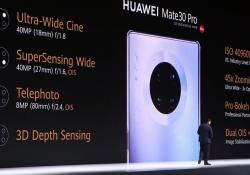 ដឹងថាការរចនាកាមេរ៉ារាងជារង្វង់ Huawei Mate 30 Pro មានអត្ថន័យបែបណាទេ?