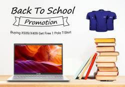 ក្រុមហ៊ុន ASUS បង្កើតប្រម៉ូសិន Back to School សម្រាប់បវេស្សនកាលឆ្នាំថ្មីនេះ ដែលពិសេសបំផុត និងមិនធ្លាប់មានពីមុនមកទេ