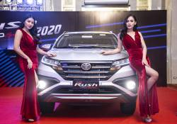 ក្រុមហ៊ុន តូយ៉ូតា(ខេមបូឌា) បង្ហាញជាផ្លូវការ Toyota Rush TRD 2020 រថយន្ត SUV ប្រភេទស្ព័រដ៏ទាក់ទាញបំផុត