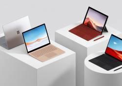 Microsoft បញ្ចេញកុំព្យូទ័រ Surface ស៊េរីថ្មីចំនួនបីស៊េរីក្នុងព្រឹត្តិការណ៍ប្រចាំឆ្នាំរបស់ខ្លួននៅទីក្រុង New York