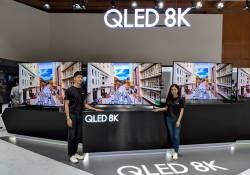 Samsung QLED 8K កំពូលទូរទស្សន៍ដ៏វៃឆ្លាត និងអស្ចារ្យបំផុតក្នុងពិភពលោក ដែលផ្តល់បទពិសោធន៍ដ៏ល្អឥតខ្ចោះ មិនអាចបំភ្លេចបានសម្រាប់អ្នកប្រើប្រាស់