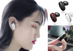 "Hoco Wireless headset ""E46 Voice"" កាសស្តាប់ដ៏តូចច្រឡឹងដែលគ្រប់គ្នាចង់បាន!"