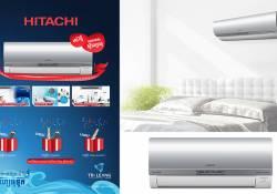ឱកាសល្អបានមកដល់ហើយ! រាល់ការជាវម៉ាស៊ីនត្រជាក់ Hitachi ជំនាន់ថ្មីពី Trileang Aircon នឹងមានការផ្តល់ជូនដ៏ពិសេស!!!