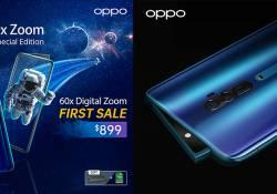 OPPO Reno 10x Zoom រ៉េម 12GB Special Edition បង្ហាញវត្តមាននៅលើទីផ្សារប្រទេសកម្ពុជា