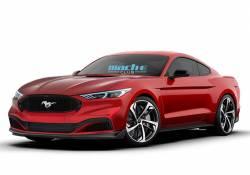 Mustang Mach-E 2021 គឺជារថយន្តស៊េរីថ្មីដែលនឹងបង្ហាញយ៉ាងច្បាស់អំពីការវិវត្តយ៉ាងខ្លាំងនៃជំនាន់ក្រោយរបស់ Ford Mustang