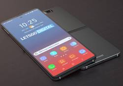 Samsung Galaxy Fold ជំនាន់បន្ទាប់ ត្រូវបានគេដឹងថា នឹងមានត្រចៀកបត់ចូលក្នុងមើលមិនឃើញទេនៅពេលបត់