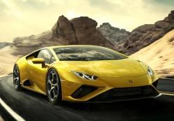 ក្រុមហ៊ុន Lamborghini បង្ហាញជាផ្លូវការនូវ Huracan Evo Supercar ដែលជារថយន្តប្រណិត មានល្បឿនលឿនបំផុត