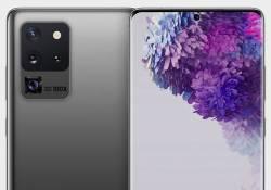 ពិតទេ Samsung Galaxy S20 Ultra នឹងមានស៊ុមជុំវិញតួរជាលោហៈធាតុ Stainless-Steel..!