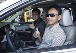 បន្ទាប់ពីប្រកាសវត្តមានជាផ្លូវការនៅកម្ពុជា Hyundai Palisade 2020 ដែលជារថយន្ត King of SUV បានរកឃើញអតិថិជនដំបូងហើយ