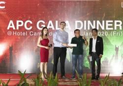 ក្រុមហ៊ុន APC By Schneider Electric បានរៀបចំកម្មវិធីជួបជុំ Gala Dinner ប្រចាំឆ្នាំជាមួយដៃគូសហការទូទាំងប្រទេស