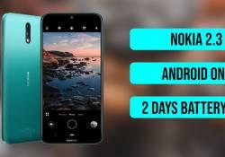 ទូរស័ព្ទជំនាន់ថ្មី Nokia 2.3 មានលក់នៅលើទីផ្សារកម្ពុជាហើយ ជាមួយនឹងតម្លៃ 115 ដុល្លា និងមានថែមអាវយឺតមួយថែមទៀតផង