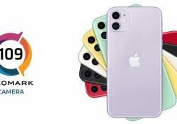 iPhone 11 ទទួលបាននូវពិន្ទុ 109 នៅលើ DxOMark ដោយឈរនៅពីក្រោម Xiaomi Mi 9 និង Huawei P20 Pro