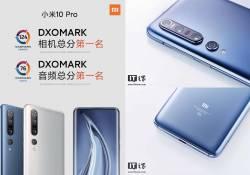 បន្ទាប់ពីការធ្វើតេស្ត៍ DxOMark បានបញ្ជាក់ថា ស្មាតហ្វូន Mi 10 Pro មិនត្រឹមតែមានកាមេរ៉ាខ្លាំងតែមួយមុខនោះទេ សម្រាប់សំឡេងក៏ខ្លាំងដូចគ្នា!