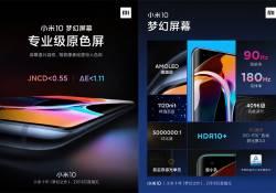 Xiaomi Mi 10 ត្រូវបានគេបញ្ជាក់ថា នឹងបំពាក់អេក្រង់ប្រហោងដែលមានកម្រិត 90Hz Refresh Rate ជាមួយគែមកោង