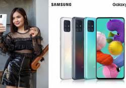 ទិញ Galaxy A51 និង A71 នឹងមានឱកាសឈ្នះដំណើរកម្សាន្តការទស្សនាការប្រគំតន្ត្រីអន្តរជាតិ K-POP និងរង្វាន់អស្ចារ្យយ៉ាងច្រើនទៀត!