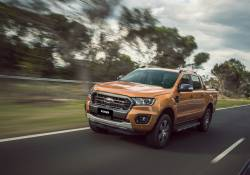 ចង់ដឹងថា Ford Ranger Wildtrak 2020 មានភាពអស្ចារ្យយ៉ាងណាទេ? តោះមកមើលចំណុចផ្លាស់ប្តូរថ្មីរបស់រថយន្ត Pick Up នេះ ទាំងអស់គ្នា!