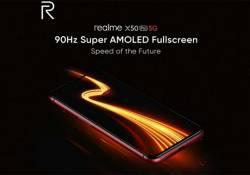 realme បញ្ជាក់ថា កំពូលស្មាតហ្វូនជំនាន់ថ្មី X50 Pro របស់ខ្លួននឹងប្រើអេក្រង់ Super AMOLED Display កម្រិត 90Hz