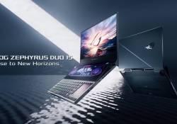 ASUS ROG ប្រកាសចេញនូវម៉ាស៊ីនកុំព្យូទ័រយួរដៃម៉ូដែលថ្មី Zephyrus Duo 15 រូបរាងពិតជាស្អាត និងមានអនុភាពបំផុត (មានវីដេអូ)