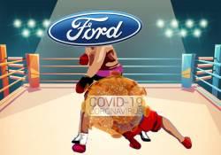 ក្រុមហ៊ុន Ford បានបង្កើនល្បឿនការងាររបស់ខ្លួនកាន់តែលឿនជាងមុន នៅក្នុងការផលិតឧបករណ៍បំពង់ដកដង្ហើមដើម្បីចូលរួមប្រយុទ្ធប្រឆាំងទៅនឹងវីរុស កូវីដ-19