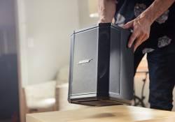 Bose S1 Pro System ប្រព័ន្ធសម្លេងប្រើប្រាស់បច្ចេកវិទ្យាលំដាប់ Pro មានសមត្ថភាពអាចចាក់ភ្លេង និងច្រៀងខារ៉ាអូខេបានម៉ាអេម