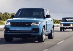 Range Rover Special Edition ស៊េរីឆ្នាំ 2021 នឹងបង្ហាញវត្តមានជាមួយនឹងស្ទីលថ្មី ពណ៍ថ្មី អបអរក្នុងឱកាសខួបគម្រប់ 50 ឆ្នាំ