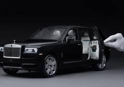 កុំថាឡើយ Rolls-Royce Cullinan មានតម្លៃកប់ សូម្បីតែកូនឡានប្រណិតសម្រាប់លម្អប៉ុនបាតដៃនេះ ក៏មានតម្លៃ 40,000$ ដែរ