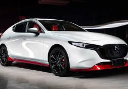 រថយន្ត Mazda 3 Special Editions ចំនួន 100 គ្រឿង នឹងបង្ហាញវត្តមានឆាប់ៗនេះ ដើម្បីចូលរួមអបអរគម្រប់ខួប 100 ឆ្នាំ