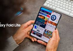 របាយការណ៏ថ្មី បានបញ្ជាក់ថា ការបង្ហាញស្មាតហ្វូន Galaxy Fold Lite អាចនឹងពន្យារពេលដល់ឆ្នាំ 2021
