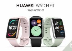 នាឡិកា Huawei Watch Fit បង្ហាញខ្លួនជាមួយនឹងការឌីស្សាញរូបរាងថ្មី អេក្រង់ធំជាងមុន ការកាន់ថ្មបាន 10 ថ្ងៃ និងតម្លៃ  $110
