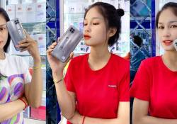 Huawei nova 7i LUXURY ពណ៌ប្រាក់ទឹកកក ស្មាតហ្វូនថ្នាក់កណ្តាលស៊េរីថ្មី បំពាក់កាមេរ៉ាកម្រិតអាជីព ចេញលក់ក្នុងតម្លៃត្រឹមតែ $289 ប៉ុណ្ណោះ