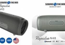 Soundstream REPULSE N48 គឺជាឧបករណ៍បំពងសម្លេងម៉ូដែលថ្មីដែលបង្ហាញខ្លួនសម្រាប់ពិភពលេងហ្គេម