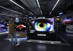 អាជីវកម្មស្មាតធីវីរបស់ Samsung មានតម្រូវការកើនឡើងក្នុងឆមាសទី1 ឆ្នាំនេះបើទោះបីជាទីផ្សារក្នុងពិភពលោកមានតម្រូវការថយចុះក៏ដោយ