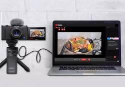 កាមេរ៉ា Sony ចំនួន 35 ម៉ូដែល ទទួលបាន Software ថ្មីអាចធ្វើជា Webcam ផ្តល់អោយអ្នកប្រើប្រាស់ធ្វើការ Live Stream បានម៉ាអេម