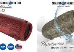 Soundstream Repulse N42 ឧបករណ៍បំពងសម្លេងខ្លាំងលើសមាឌ សក្តិសមបំផុតសម្រាប់ការកំសាន្តជាមួយតន្រ្តីសម័យថ្មី