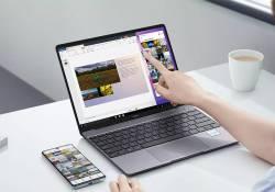 Huawei MateBook X 2020 អាចនឹងក្លាយជាកុំព្យូទ័រដំបូងបំផុតដែលប្រើប្រាស់ Windows ភ្ជាប់ជាមួយនឹង Pressure-Sensitive Trackpad